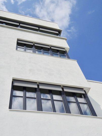 architecture, facade, building